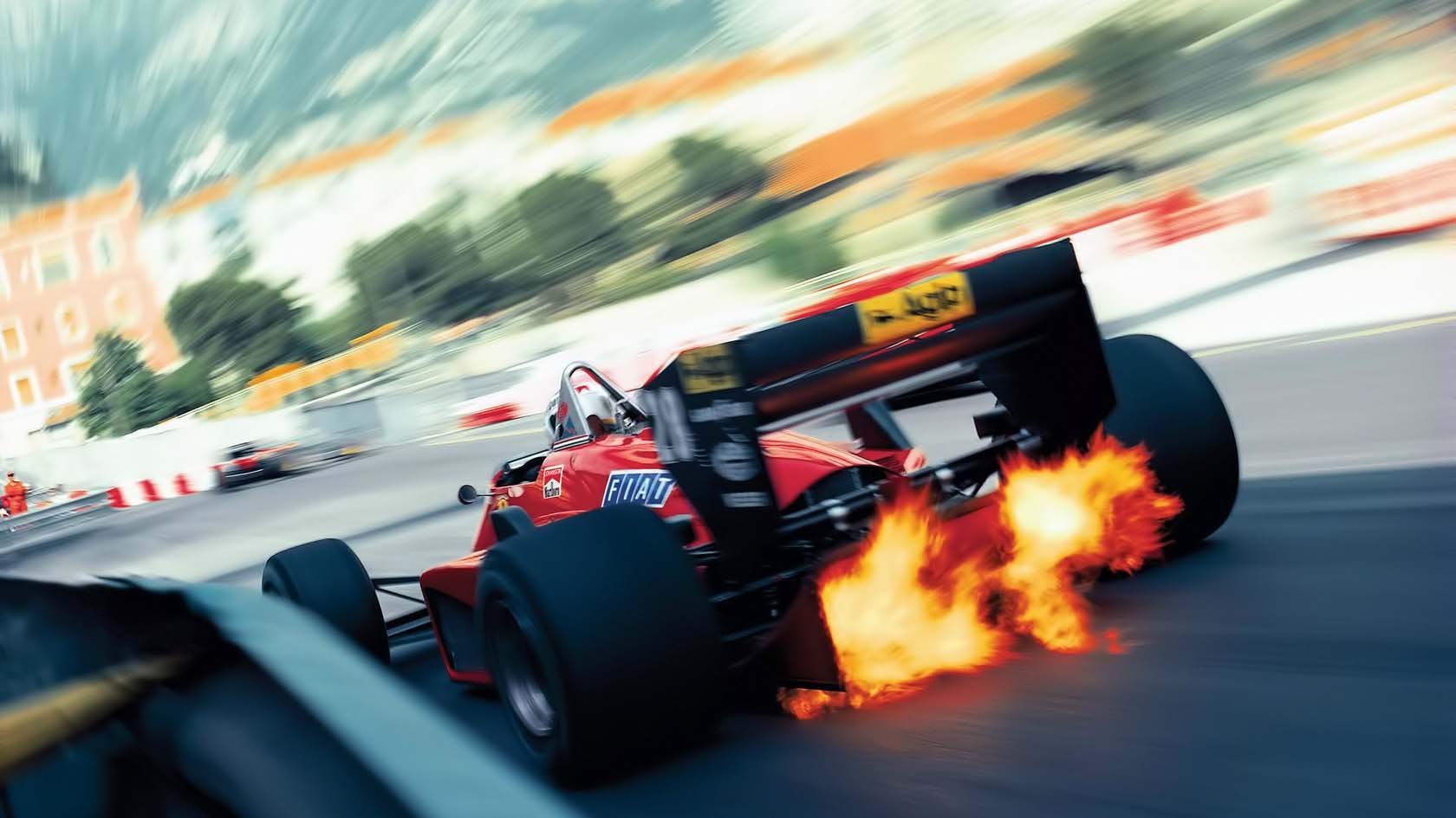 Business isn't rocket science; it's formula 1