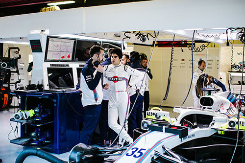 Geospatial Insight build visual intelligence solutions with Williams Martini Racing